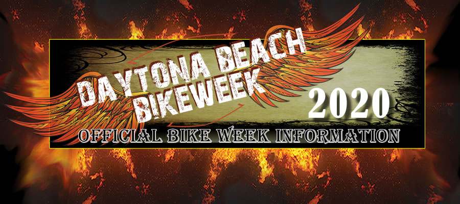 Official Bike Week Information